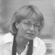 Beate Müller, Leiterin der TelefonSeelsorge Potsdam