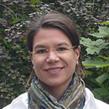 Corinna Preuß, Leiterin der Kirchlichen TelefonSeelsorge Cottbus