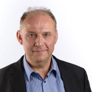 Uwe Müller, Leiter der Kirchlichen TelefonSeelsorge Berlin
